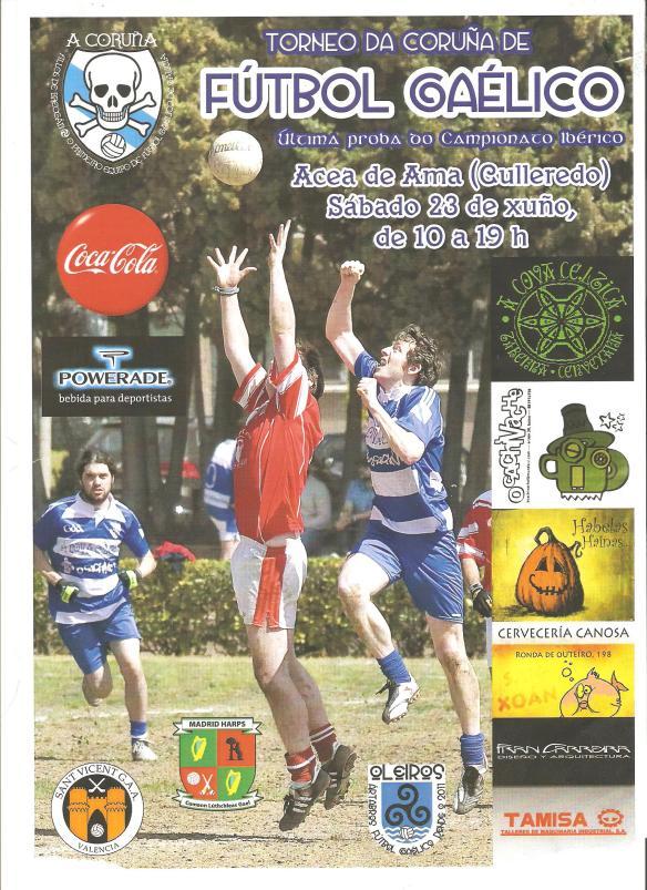 cartel torneo a coruña 2012