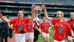 cork girls winning final